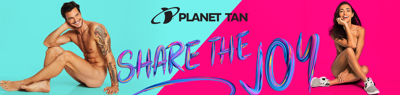 Planet Tan Share the Joy
